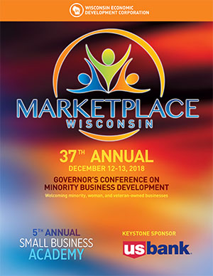 Cover of 2018 MARKETPLACE program