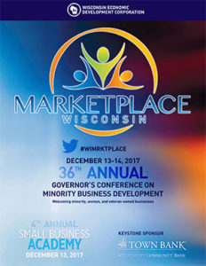 Cover of 2017 MARKETPLACE program