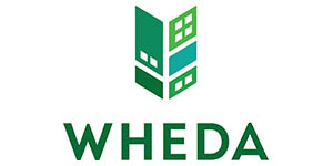 Logo for WHEDA, Wisconsin Housing and Economic Development Authority