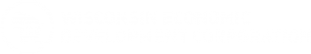 Logo for Wisconsin Economic Development Corporation in white